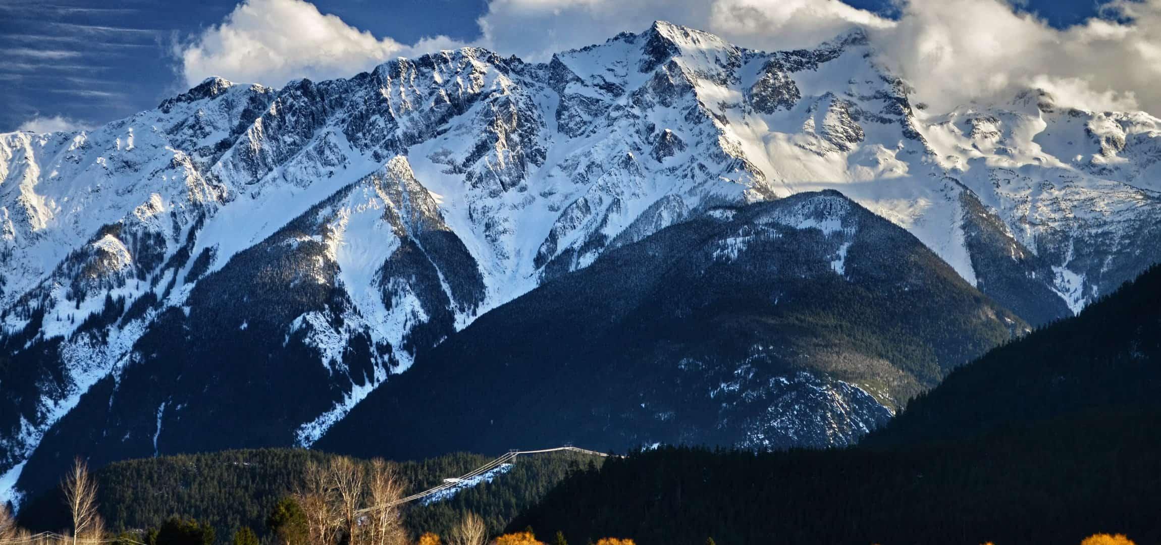 Mt Currie Pemberton BC Canada