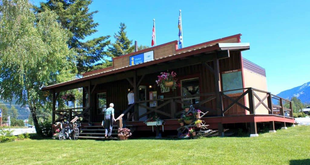 Pemberton Visitor Info Centre