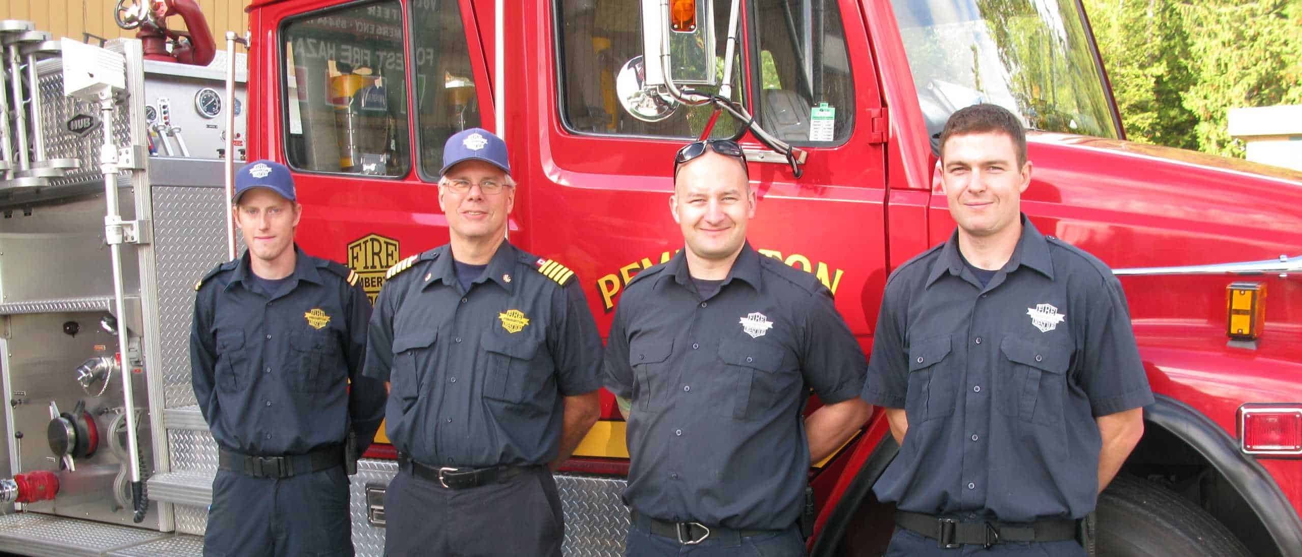 Pemberton Fire Department