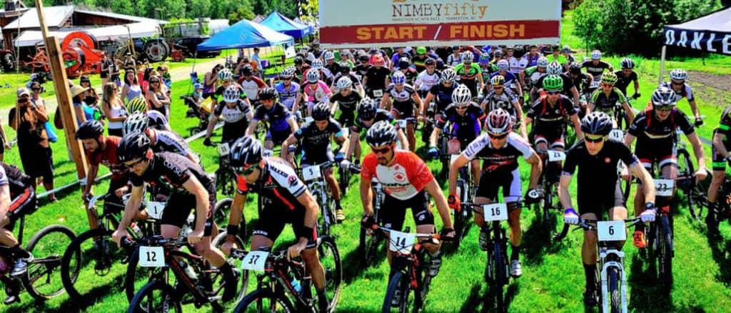 Pemberton Nimby FIfty Mountain Bike Race