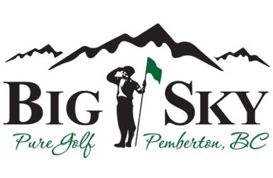 Big Sky Golf Logo