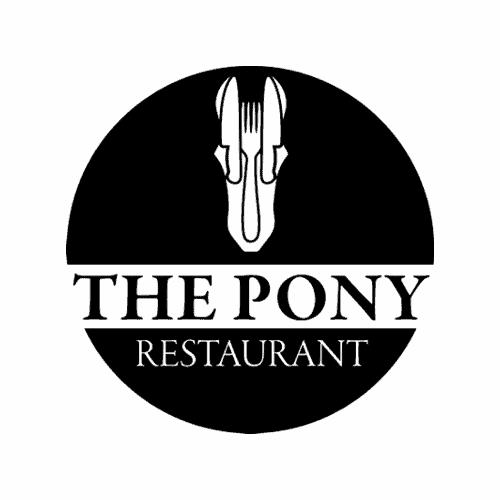 The Pony Restaurant Logo