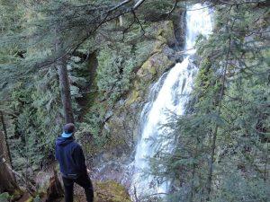 Pemberton BC Waterfalls